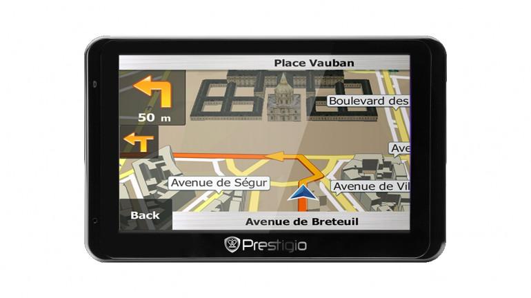 Автомобильная навигация