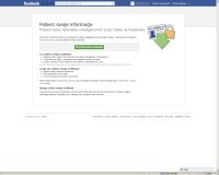 Facebook - узнай, что он знает о тебе