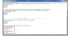 Windows XP / Vista / 7 - постоянно назначать одинаковые буквы устройствам USB
