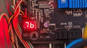 Компоненты компьютера - определение причин сбоев оборудования