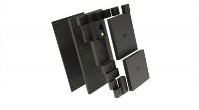 Смартфон с блоками - модульная электроника