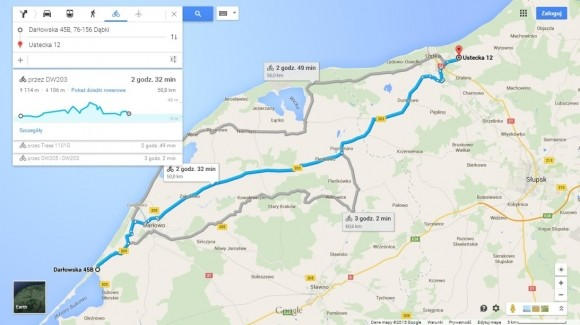 Карты Google - полезные советы