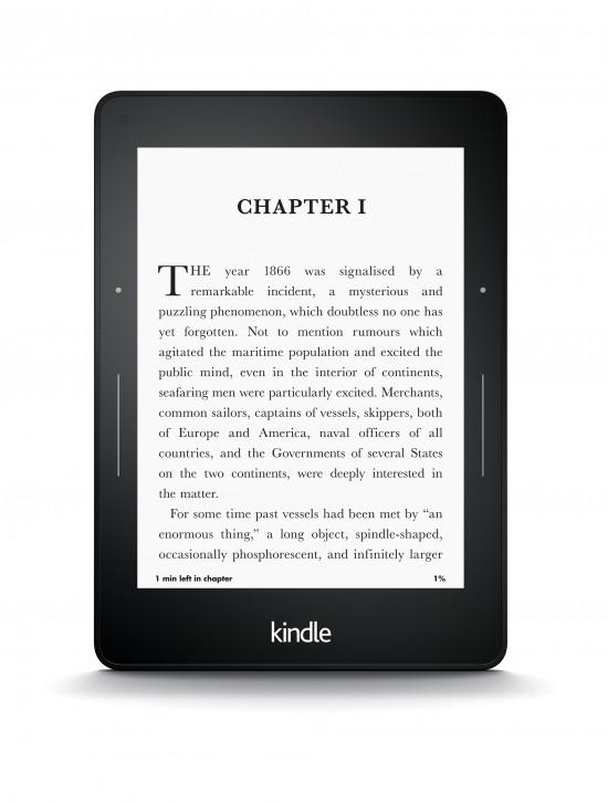 Kindle Voyage и другие электронные книги в тестах