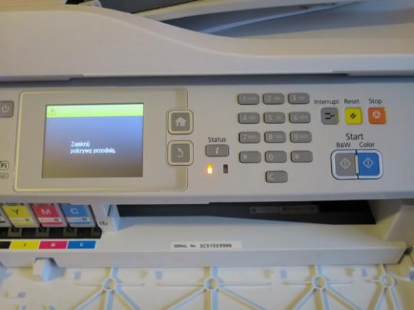 Epson WorkForce Pro WF - 5620 - лучший струйный комбайн для офиса