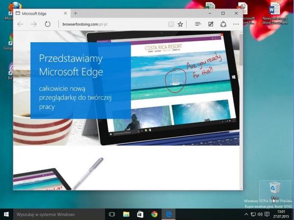 Windows 10 - десять ключевых функций системы