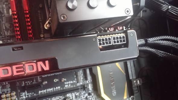 Radeon Fury X против  GeForce GTX 980 Ti.  Графическое столкновение сил