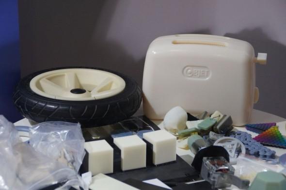 3D-принтеры, то есть технология самопрототипирования