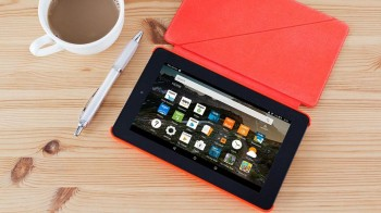 Тест планшета Amazon Fire