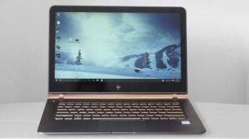 Тест ноутбука HP Spectre 13