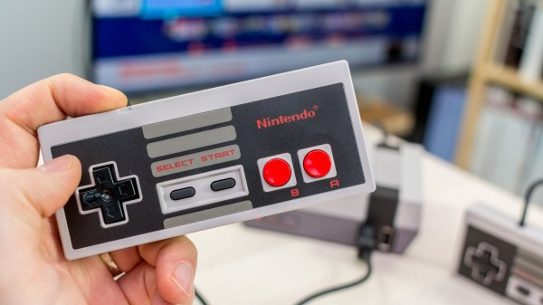 NES Classic Edition тест Nintendo Classic Mini
