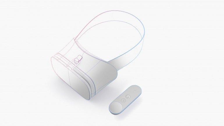 Очки тест для VR: Google Daydream View VR