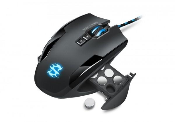 Skiller SGM1 - профессиональная мышка для игроков от Sharkoon