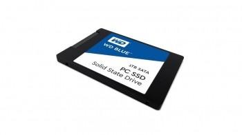 WD Blue SSD 1TB SSD тест
