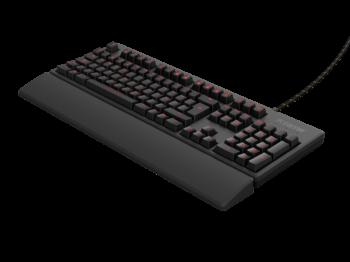 Тест клавиатуры для игроков Fnatic Rush G1 Silent