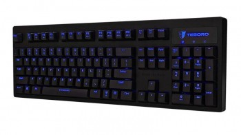 Тест клавиатуры для игроков Tesoro Excalibur G7NL