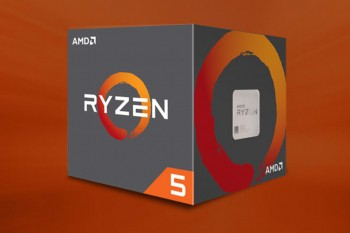 Тестовый процессор AMD Ryzen 5 1600 X