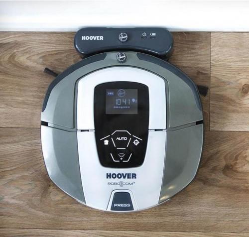 Робот пылесос Hoover Robo.com test3