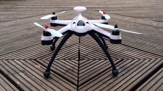 Flying 3D X8 беспилотный тест