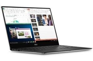 Dell XPS 13 9360 ноутбук тест
