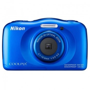Тест компактной камеры NIKON Coolpix S33