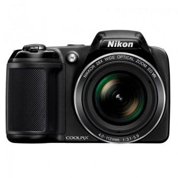 Тест гибридной камеры Nikon Coolpix L340