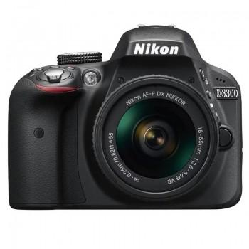 Nikon D3300 SLR тест