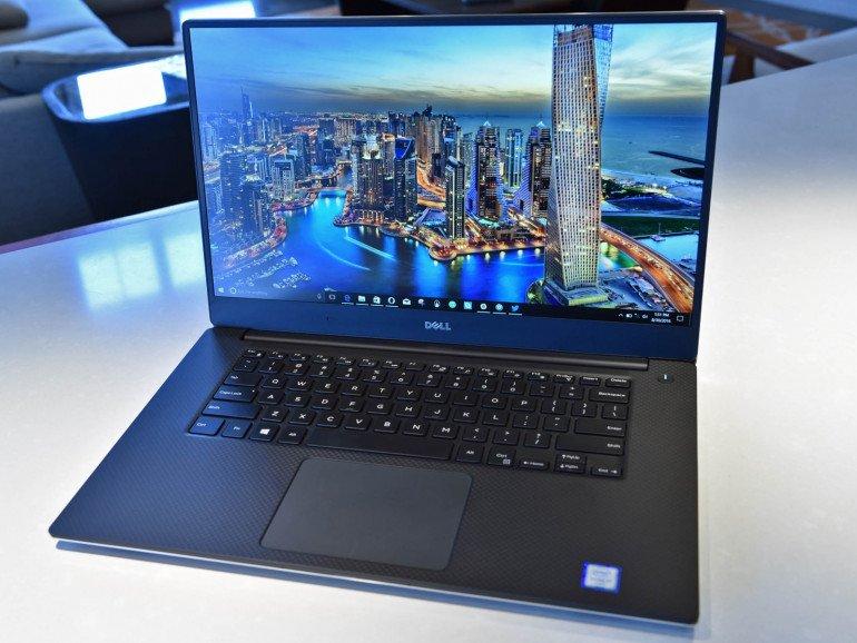 Тест ноутбука Dell XPS 15 9560
