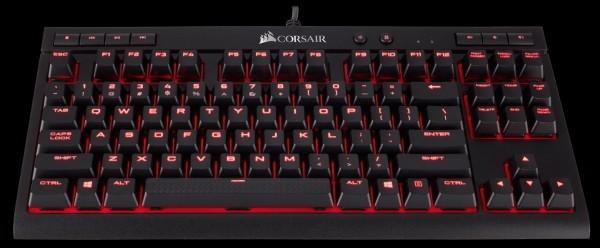 Тест клавиатуры Corsair K63: король минимализма для игрока