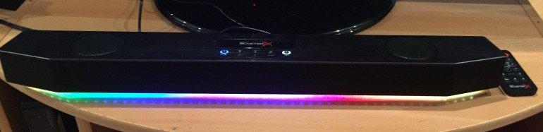 Sound BlasterX Katana - тест многоканальной игровой полосы