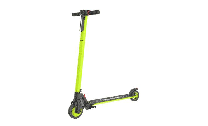 Электрические скутеры.  Рейтинг 2018