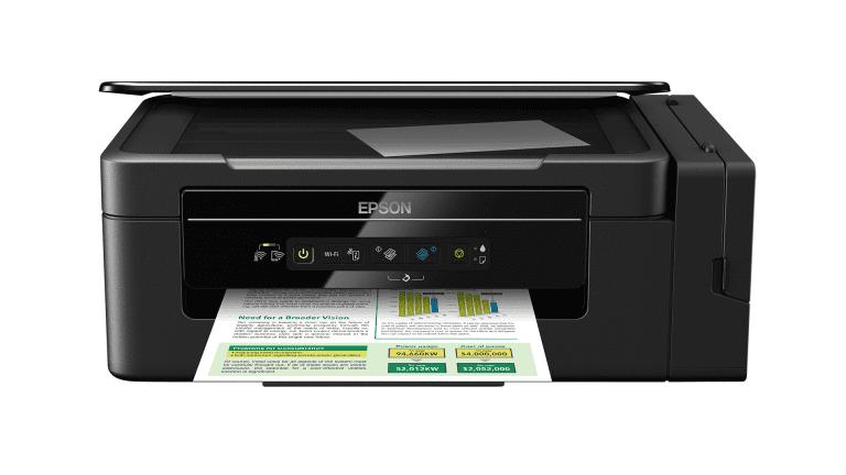 Как купить принтер с постоянной системой подачи чернил
