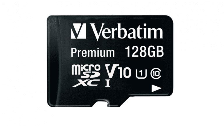 Лучшие карты microSD - какие?  Тест карты microSDXC 128 ГБ