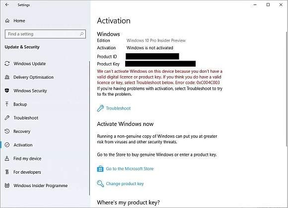 Неприятный сюрприз для пользователей Windows 10. Обновление взяло лицензию