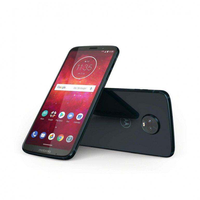 Motorola - итоги и успехи 2018 года