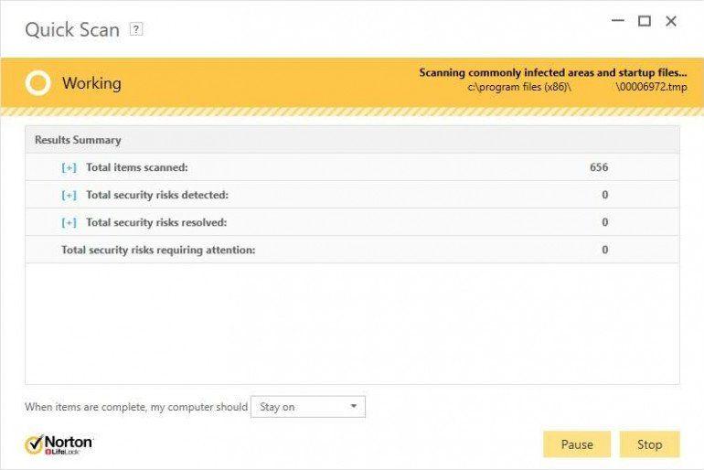 McAfee Total Protection против Norton Security Premium