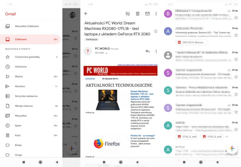 Новый Gmail для Android - это не просто новый вид, как его установить?