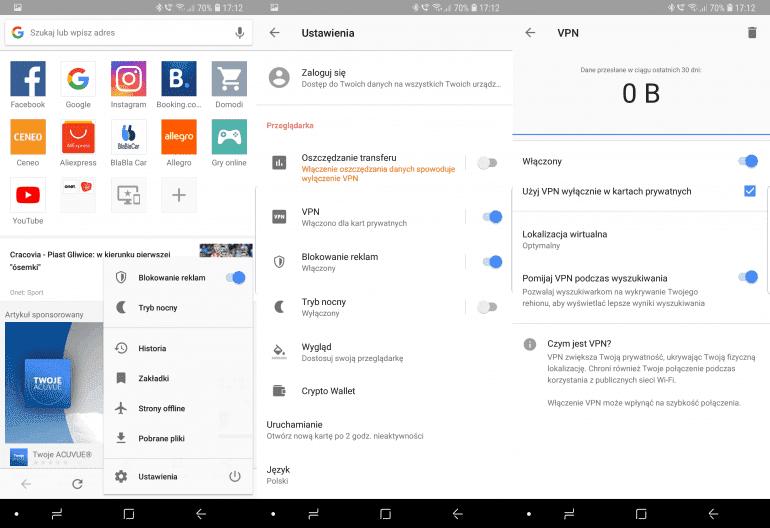 Бесплатный VPN в браузере Opera возвращается!  Вот как активировать его на устройстве Android