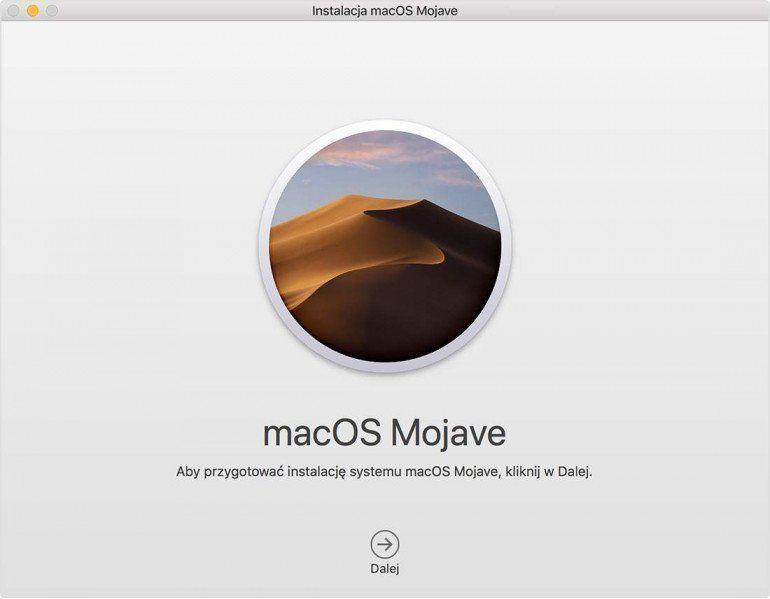 Установка MacOS на внешний диск