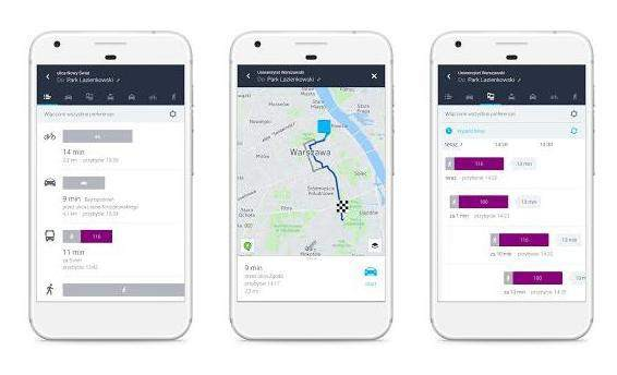 Google Maps - бесплатная автомобильная навигация