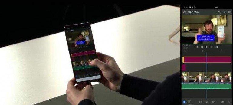 Samsung Galaxy S10 - наконец-то официально