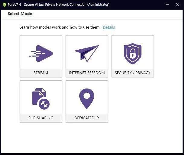 PureVPN - обзор сети VPN