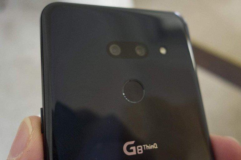 LG G8 ThinQ официально. Новые неожиданные функции