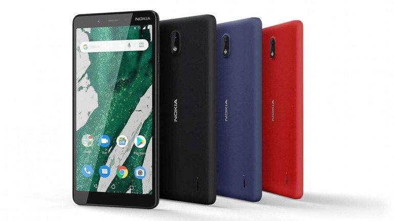 Nokia анонсирует новые бюджетные телефоны от 35 долларов на MWC 2019