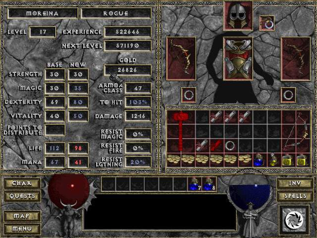 Оригинальная Diablo возвращается благодаря сотрудничеству Blizzard Entertainment и GOG.COM
