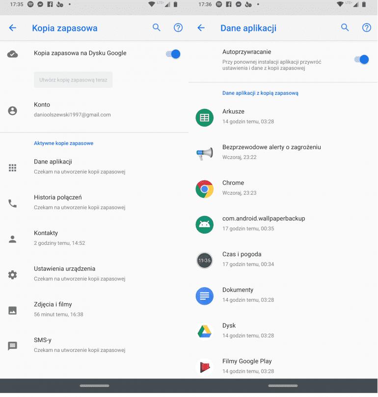 Как сделать резервную копию и восстановить приложения Android