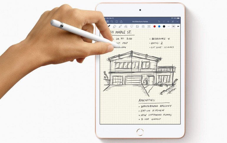 Apple представляет новые мини и Air iPad