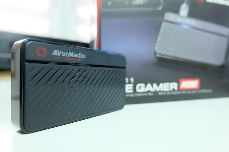 AVerMedia Live Gamer MINI GC311 - тестирование и обзор