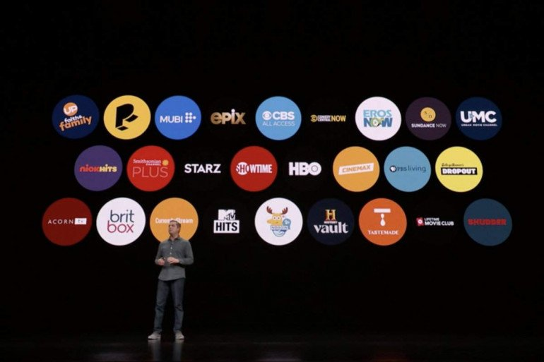 iOS 12.3 beta от Apple с новым телевизионным приложением