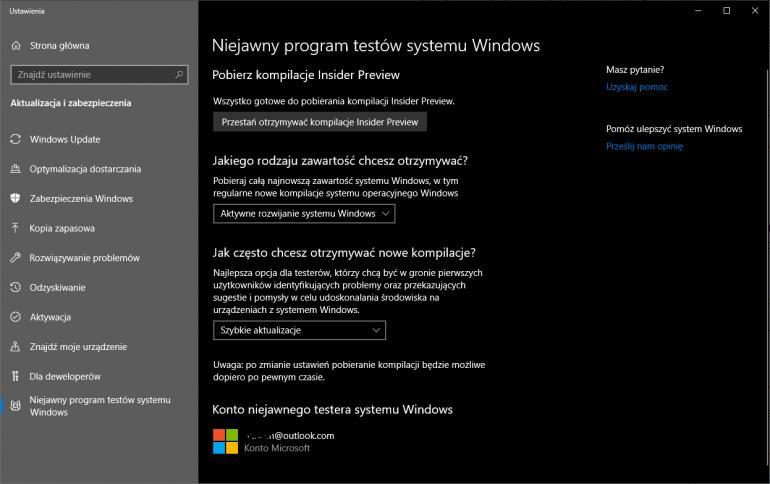 Windows 10 - как можно быстрее загрузить обновление за май 2019 года?