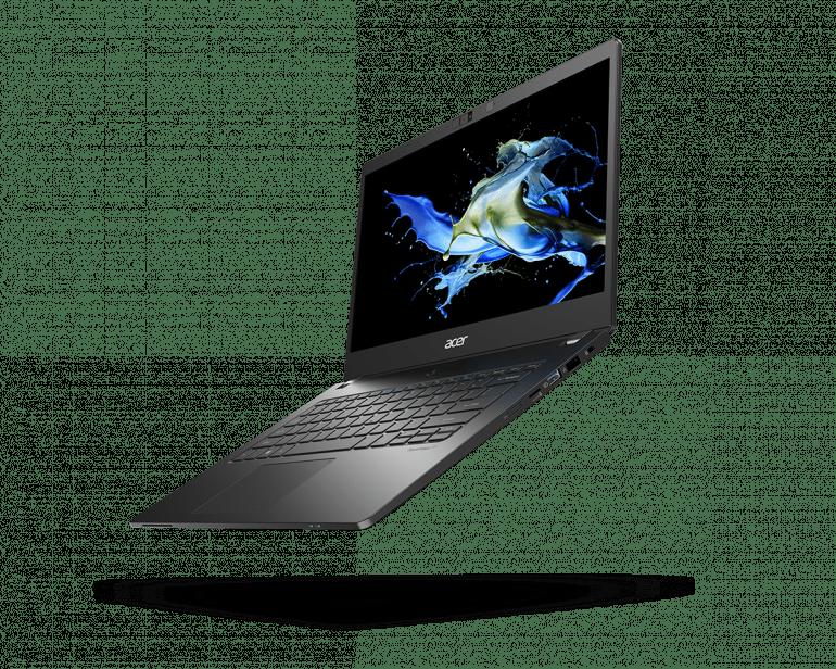 Acer представляет новую модель из серии TravelMate